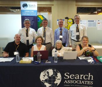 Top row (L-R ): Ray Sparks, Peter Symth, Keith Ord, Gary MacPhie. Front row (L-R): Steve Dath, Mary Sparks, Susan Ritter, and Jennifer Cole