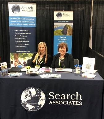Search Associates Tiffany and Julie