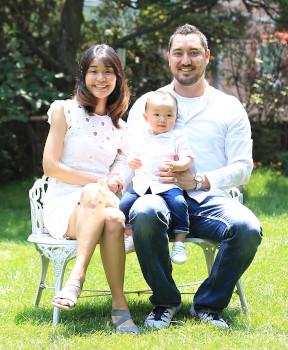 Sujin, Hayden, and Brian